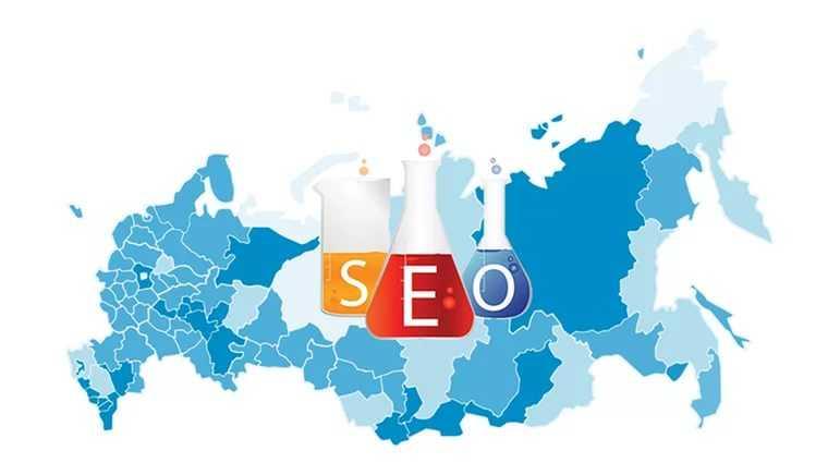Региональное продвижение сайта в Яндексе